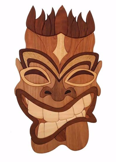 Picture of Tiki Mask