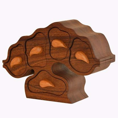Picture of Bandsaw Box-Oak Tree