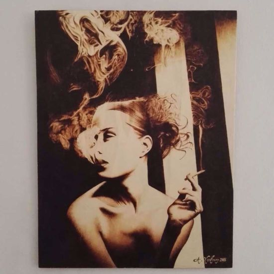 Picture of Pleasure Under the Smoke