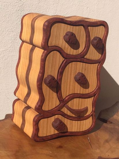 Picture of Bandsaw Box-Almirah
