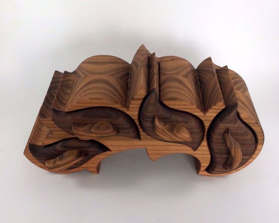 Picture of Bandsaw Box-Crest