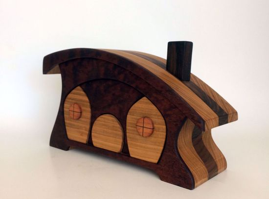 Picture of Bandsaw Box -My Little House