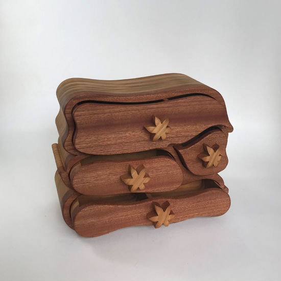 Picture of Bandsaw Box-My Rustic Wardrobe