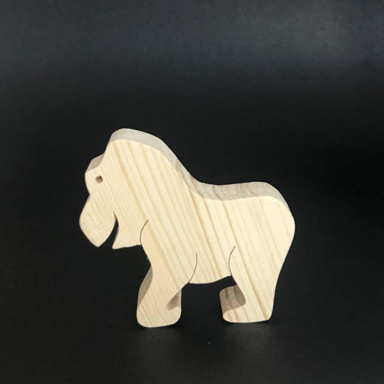 Picture of Wooden Toys-My Favorite Animals-2