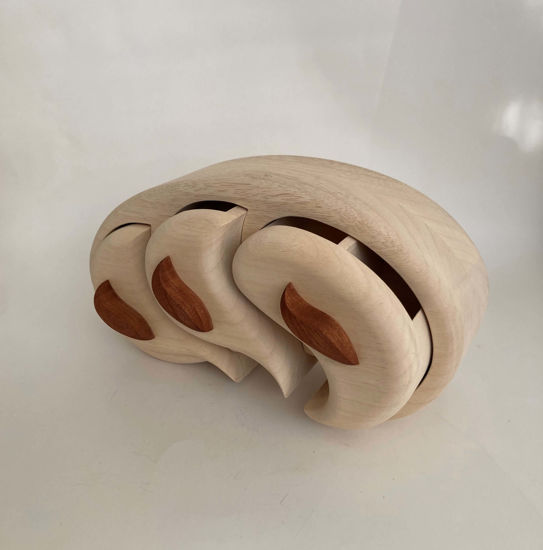 Picture of Bandsaw Box-Seashell
