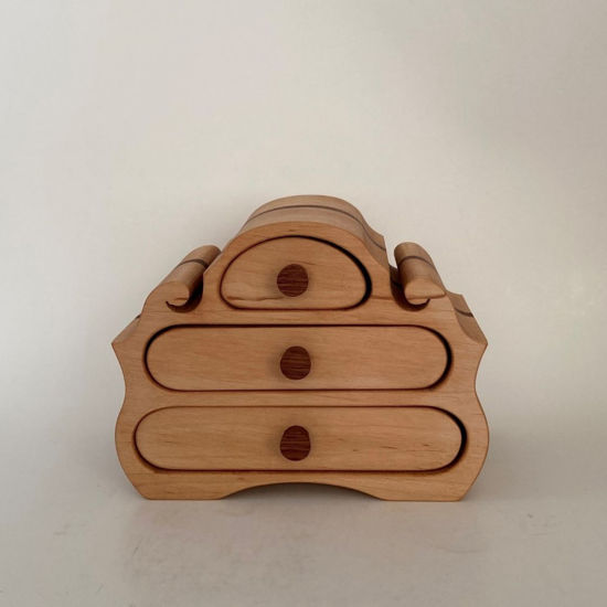 Picture of Bandsaw Box-Small Chest
