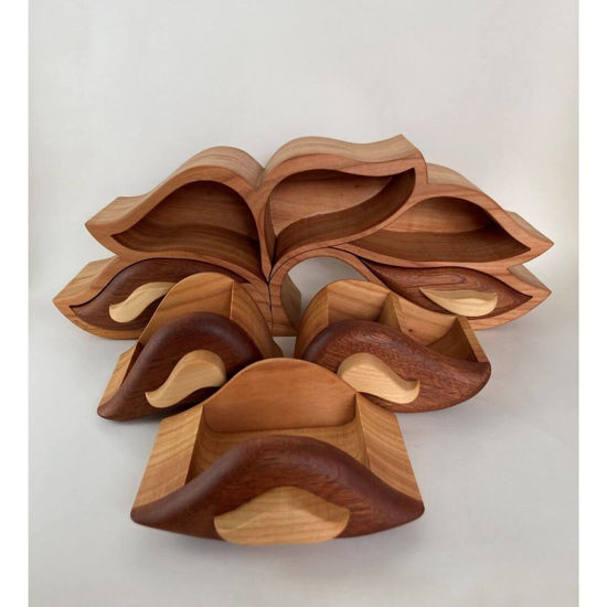 Picture of Bandsaw Box-Life of Tree