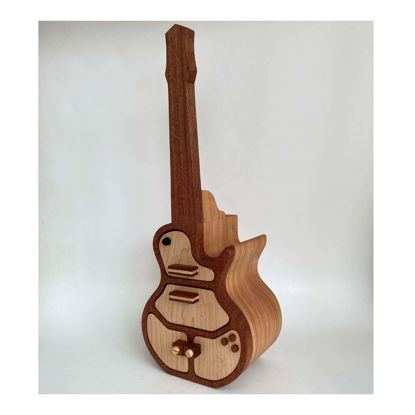Picture of Bandsaw Box-Electric Guitar