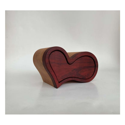 Picture of Bandsaw Box-Heart