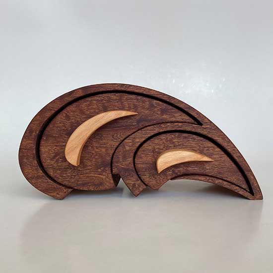 Picture of Bandsaw Box -Drops
