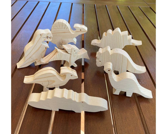 Picture of Wooden Toys-My Favorite Animals-1